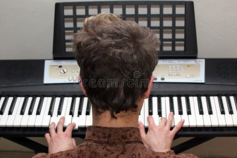Componist royalty-vrije stock foto