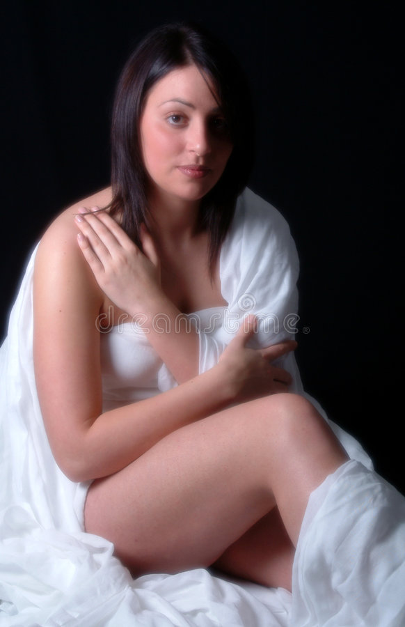 Download Compor imagem de stock. Imagem de bonito, beleza, brunette - 64735