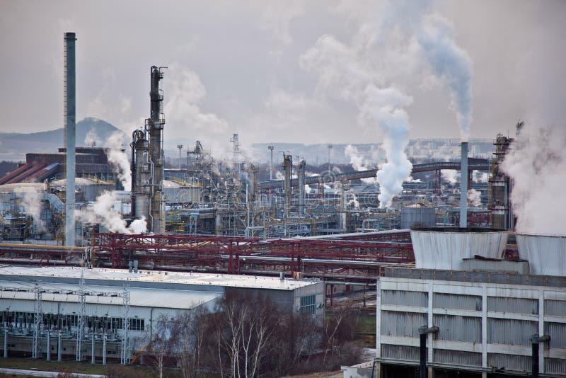 Composé industriel photos libres de droits