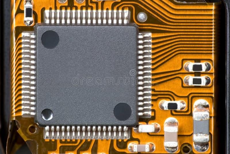 Composant d'ordinateur photo libre de droits