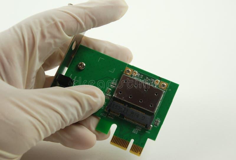 Composants électroniques et dispositifs image libre de droits