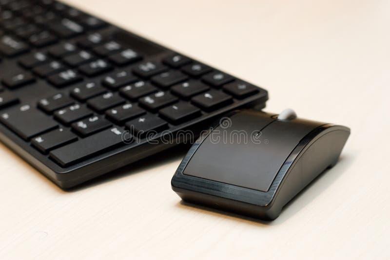 Composants D Un D Ordinateur Personnel : Souris, Clavier Photos libres de droits