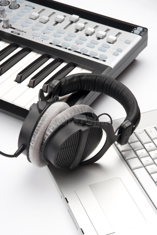 Free Composer Workplace Stock Images - 16114174