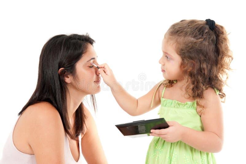 Composez la maman photo stock