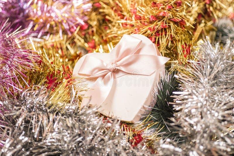 composição bonita do Natal fotografia de stock