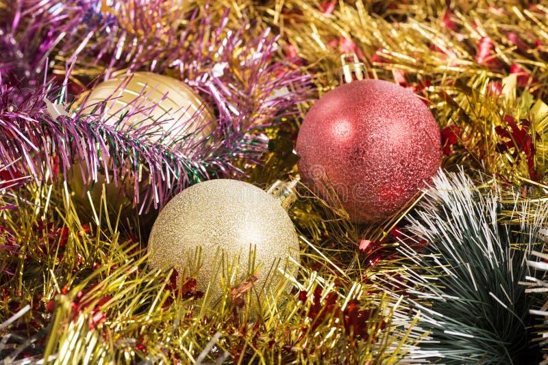 composição bonita do Natal fotos de stock royalty free