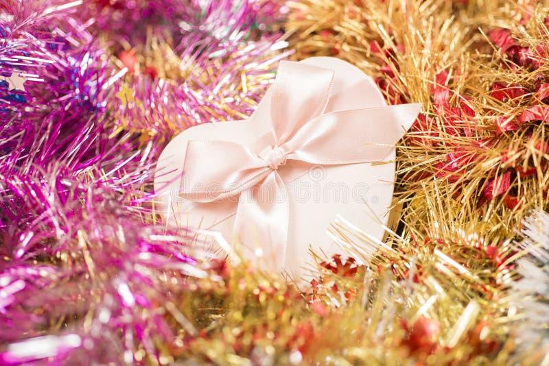 composição bonita do Natal fotos de stock