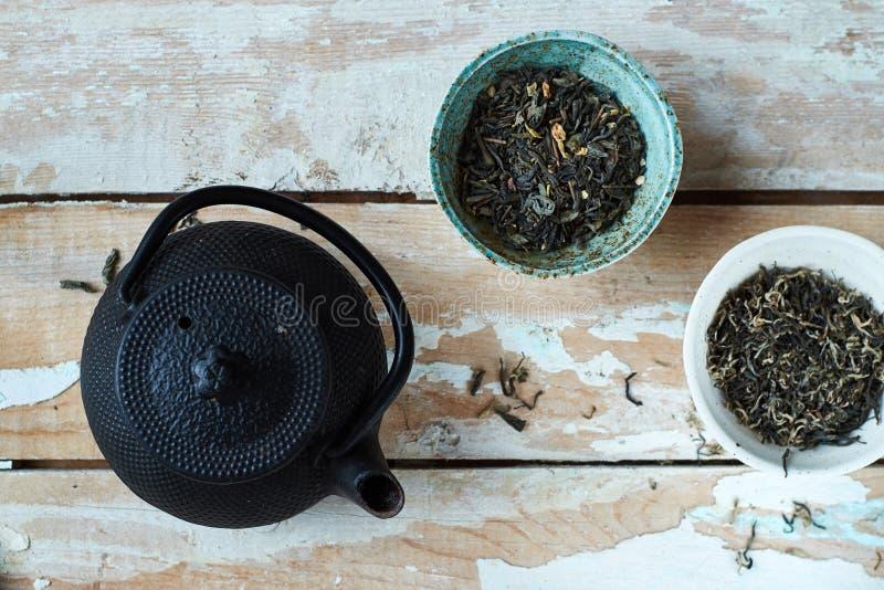 Download Composição Da Manhã Do Chá Verde Imagem de Stock - Imagem de teacup, copos: 65580921
