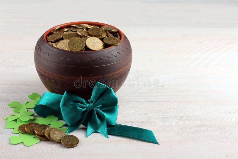 A composição de St Patrick imagem de stock