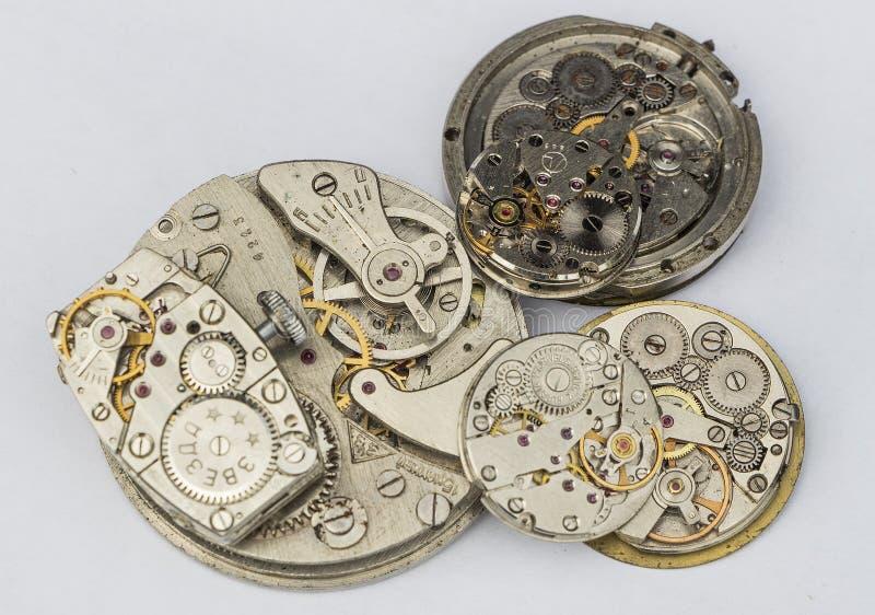 Composição do fundo do pulso de disparo mechanism imagem de stock royalty free