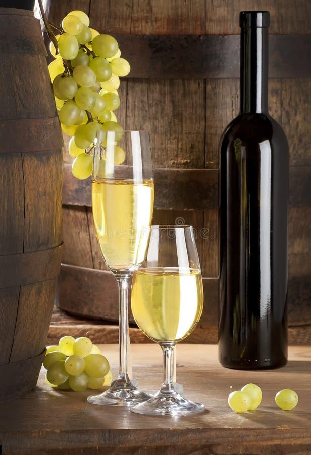 Composição do vinho fotos de stock royalty free