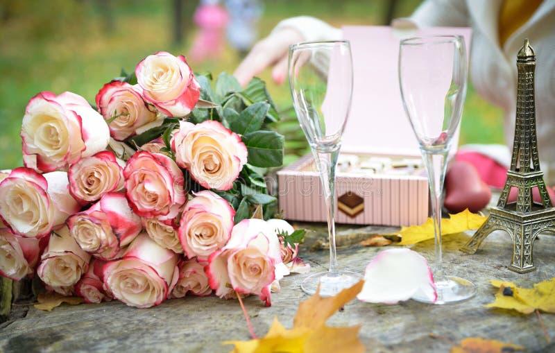 Composição Romance. Foto de Stock Royalty Free