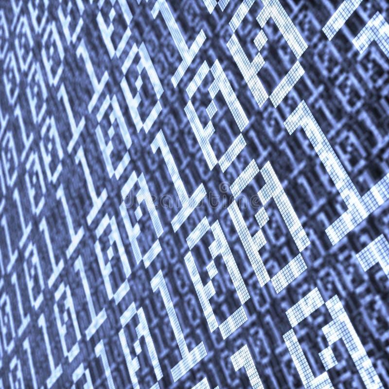 Composición binaria del extracto de la capa stock de ilustración