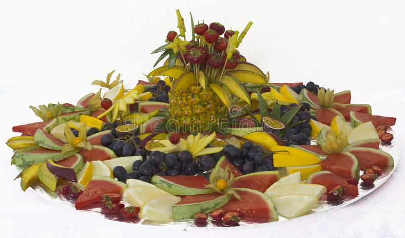 composición de la fruta fotografía de archivo