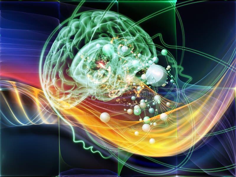 Download Composición de la mente stock de ilustración. Ilustración de fractal - 42427754