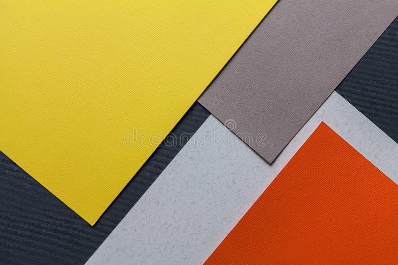 Composición de papel de la textura foto de archivo libre de regalías