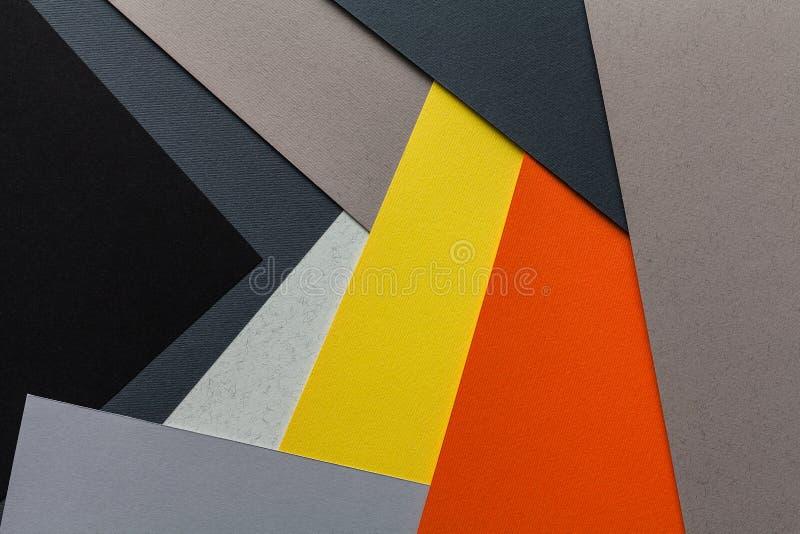 Composición de papel de la textura imagen de archivo