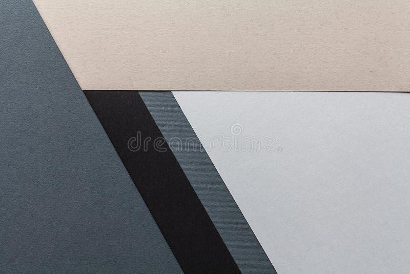 Composición de papel de la textura imágenes de archivo libres de regalías