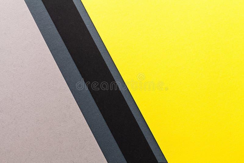Composición de papel de la textura fotografía de archivo