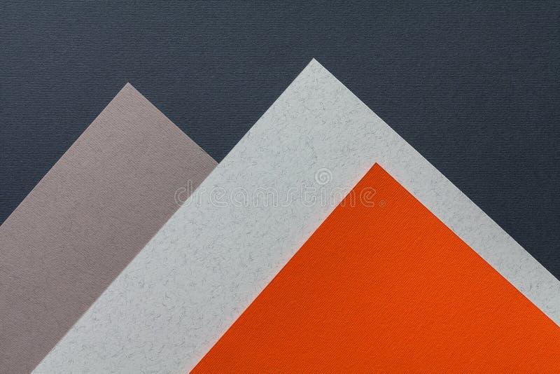 Composición de papel de la textura imagenes de archivo