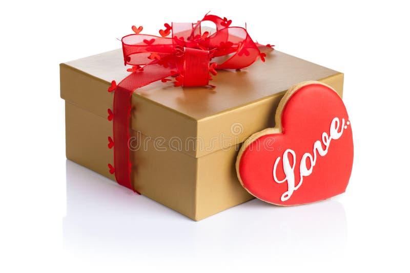 Composición del día de tarjetas del día de San Valentín foto de archivo libre de regalías