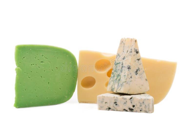 Composición del queso fotografía de archivo