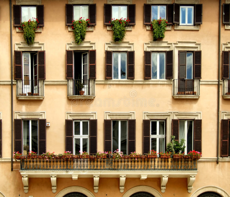 Composición hermosa de las ventanas imagenes de archivo