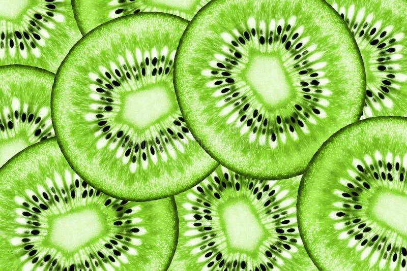Composición orgánica jugosa del kiwi fotografía de archivo libre de regalías