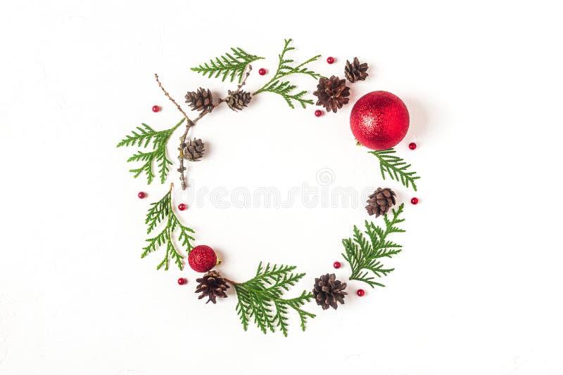 Composici?n de la Navidad imagen de archivo libre de regalías