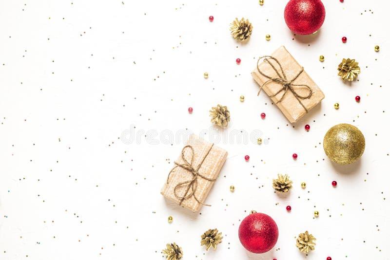 Composici?n de la Navidad imagenes de archivo
