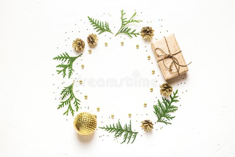 Composici?n de la Navidad imágenes de archivo libres de regalías