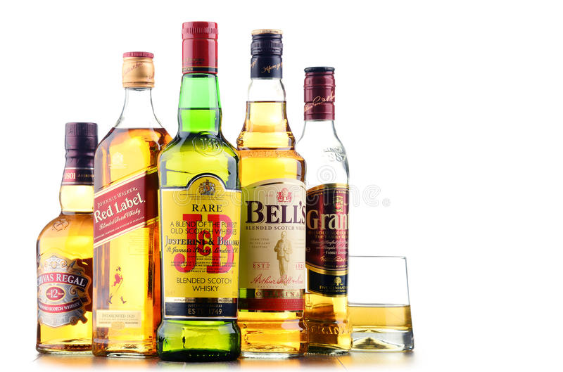 Most Popular Alcoholic Drink In Scotland
