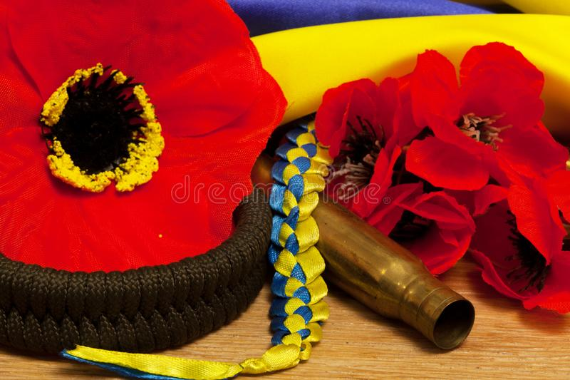 Freedom of ukraine royalty free stock photos