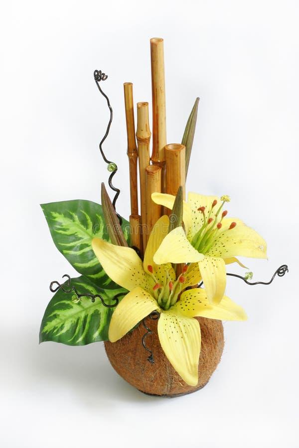 Composition décorative photographie stock
