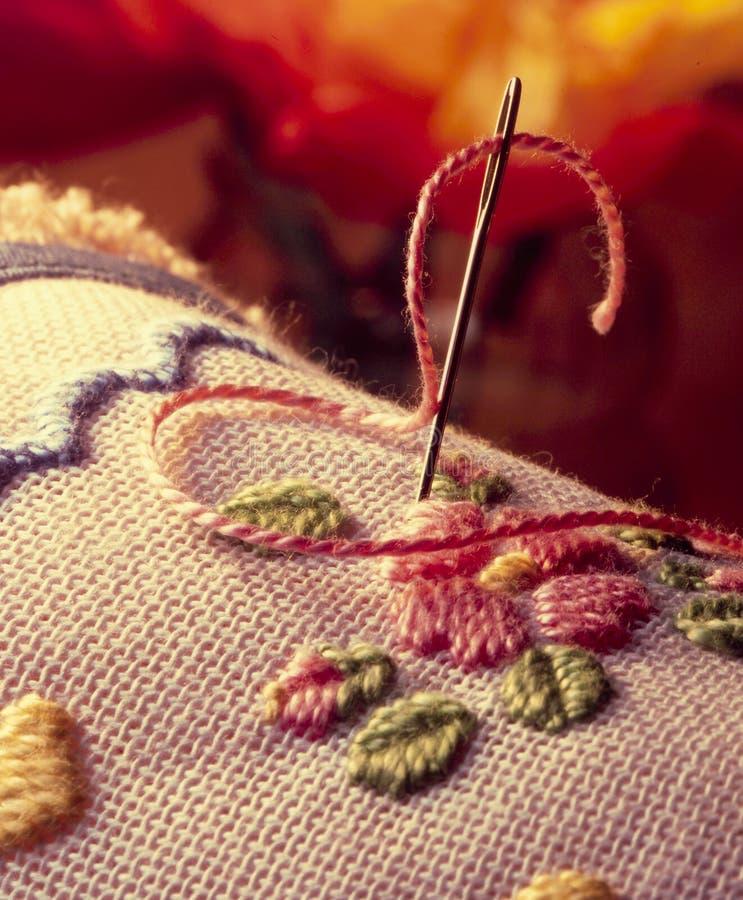 Composition de crochet photo libre de droits