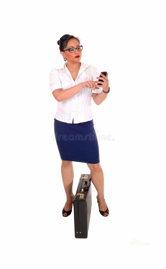 Composition de femmes d'affaires photos stock
