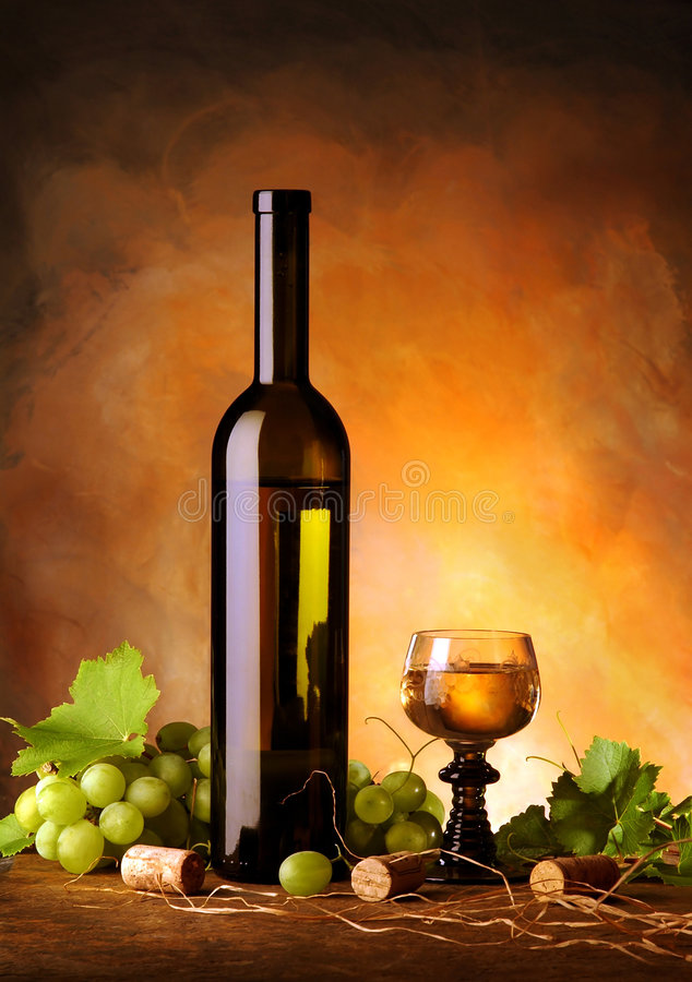 Composition de vin photographie stock libre de droits