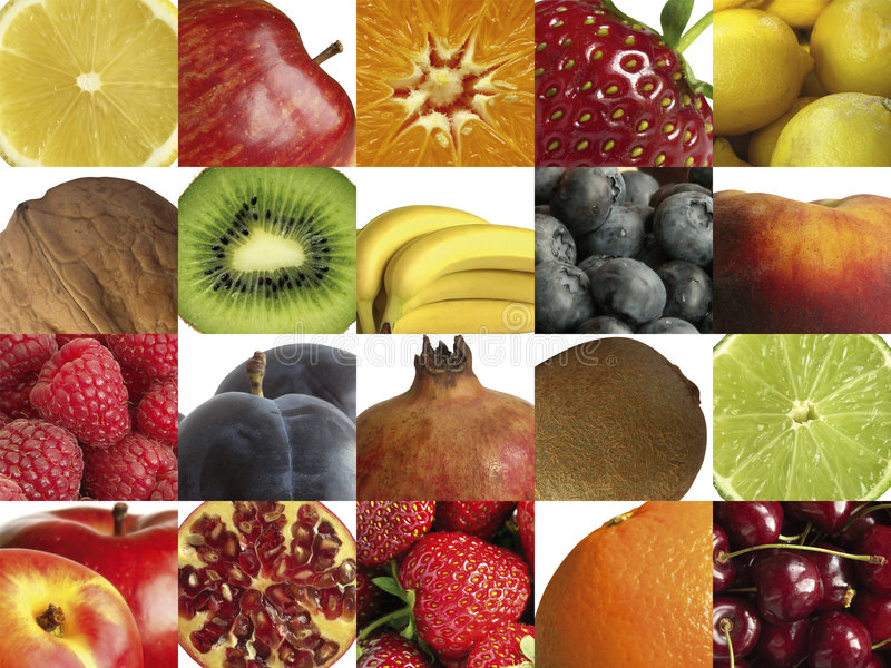 Download Composition Of Different Fruit Stock Photo - Image: 2901500