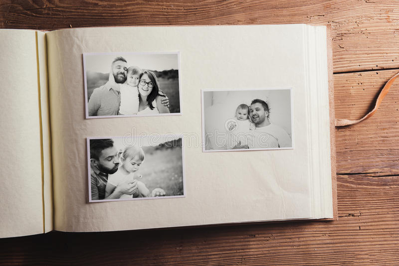 Composition en jour de pères photographie stock