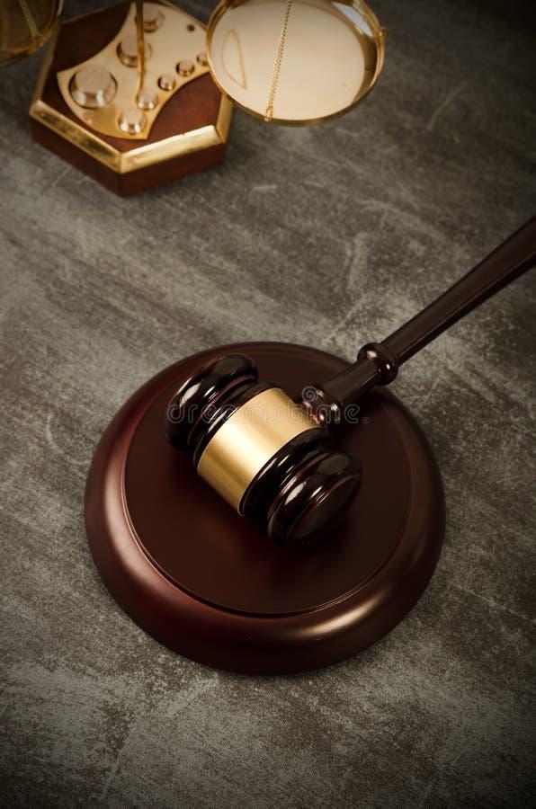 Composition en justice et en loi photos stock
