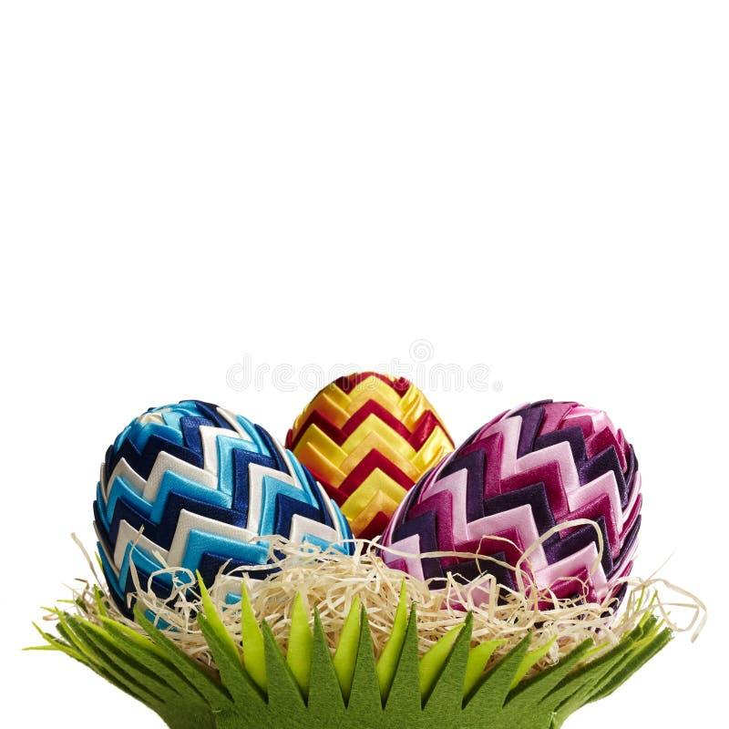 Composition en Pâques images stock