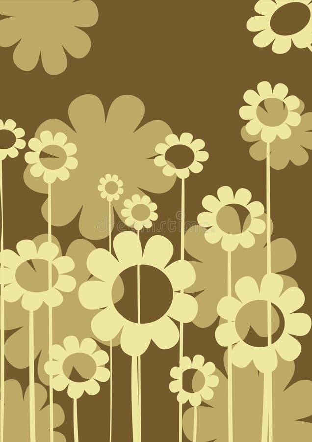 Composition florale illustration libre de droits