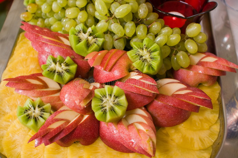Composition From Fruit. Stock Photography