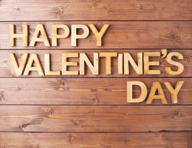 Composition heureuse en Saint-Valentin images libres de droits