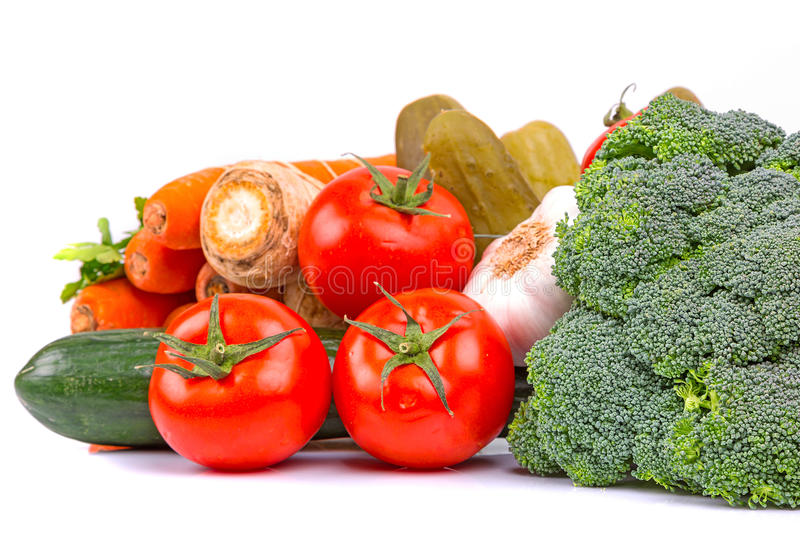 Download Composition Of Fresh Vegetables Stock Photo - Image: 29783252