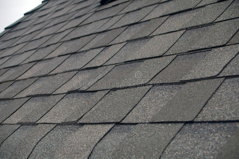Cool Composition Shingle Roof With Composite Shingles