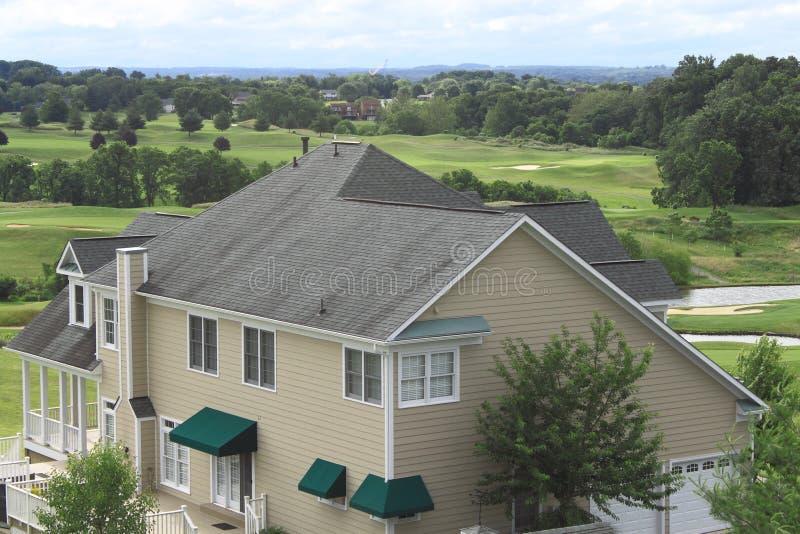 Download Asphalt Shingle Roof Stock Photos - Image: 31614373