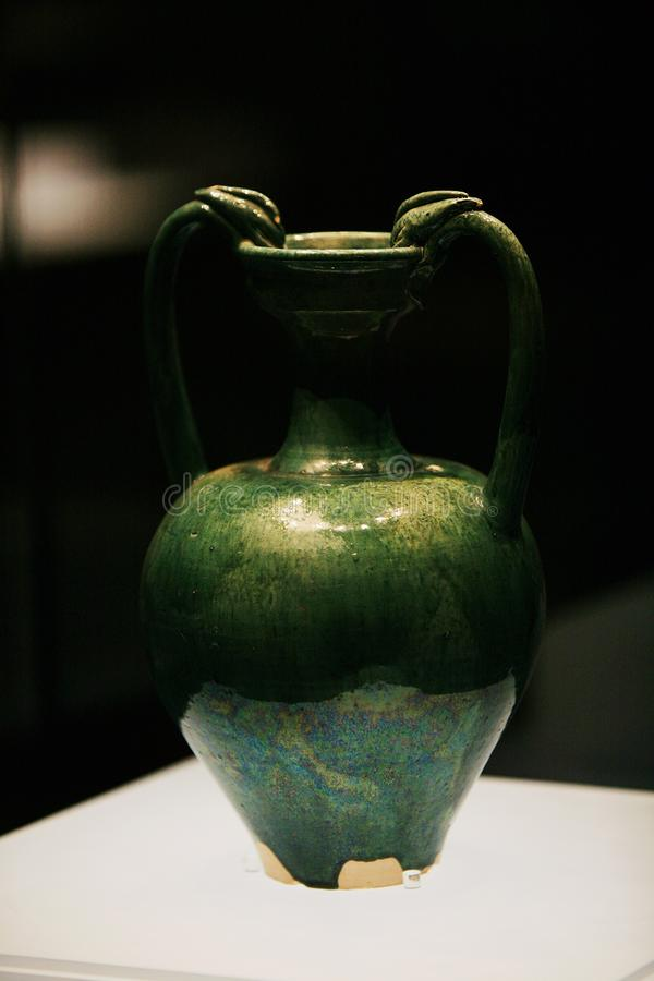 Luoyang Museum royalty free stock photo