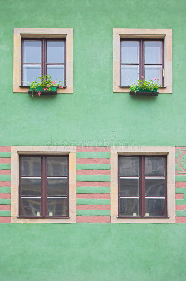 Download Composition of windows stock image. Image of construction - 738445
