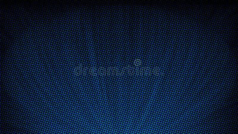 Composizione astratta di semitono blu fotografia stock libera da diritti